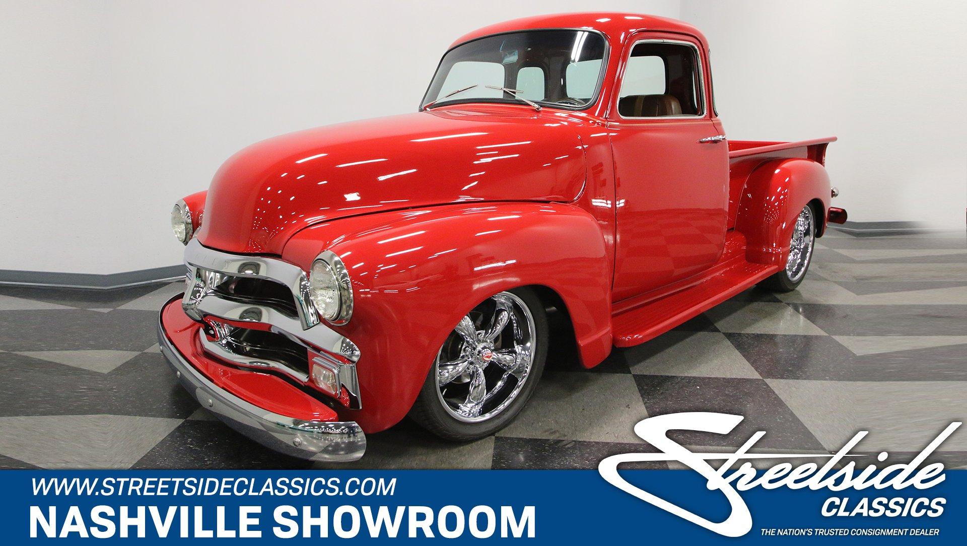 1954 chevrolet 3100 5 window