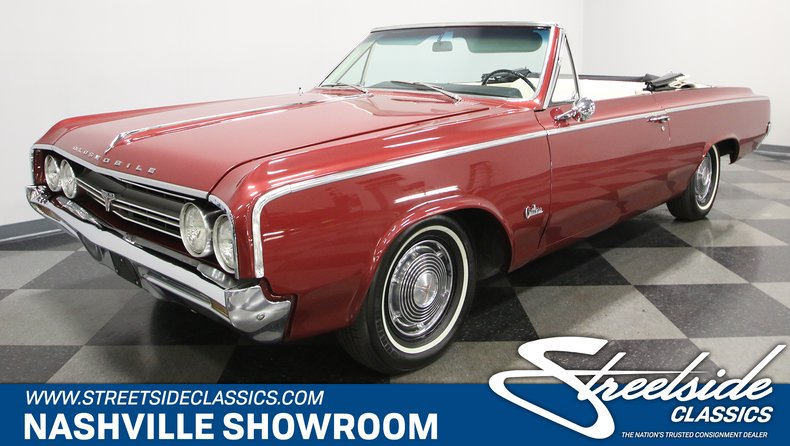 1964 Oldsmobile Cutlass | Streetside Classics - The Nation's