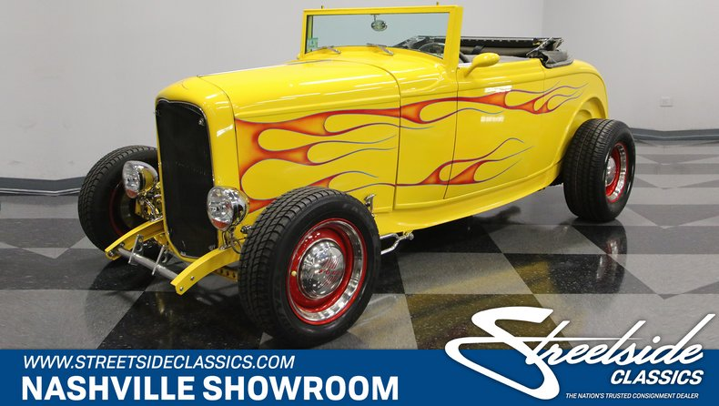 1932 Ford Cabriolet For Sale