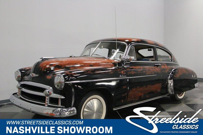 For Sale: 1950 Chevrolet Styleline
