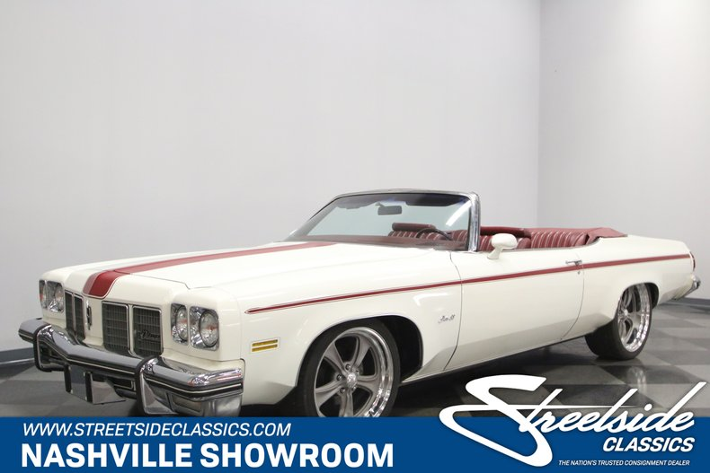 For Sale: 1975 Oldsmobile Delta 88 Royale
