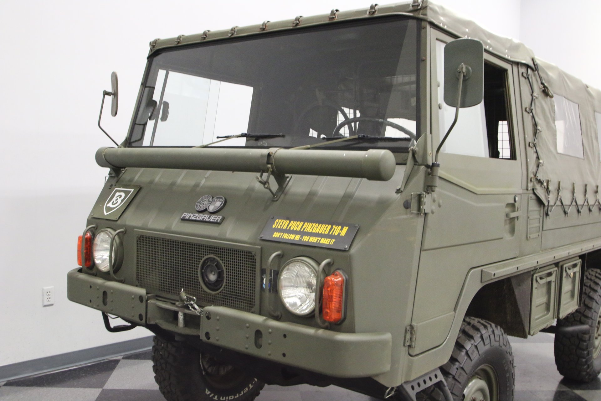 1975 Pinzgauer 710M | Streetside Classics - The Nation's