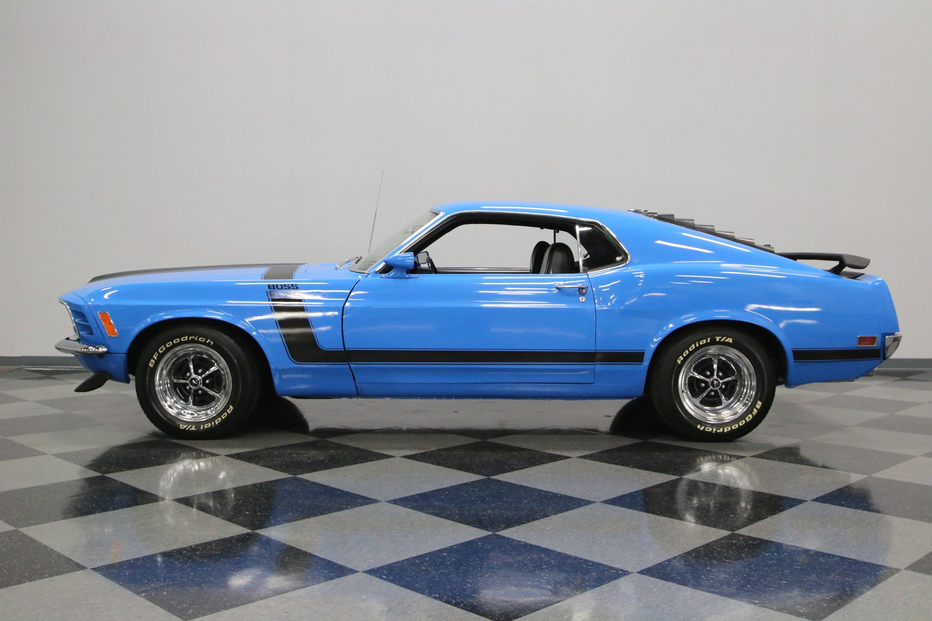 1970 ford mustang boss 302 tribute