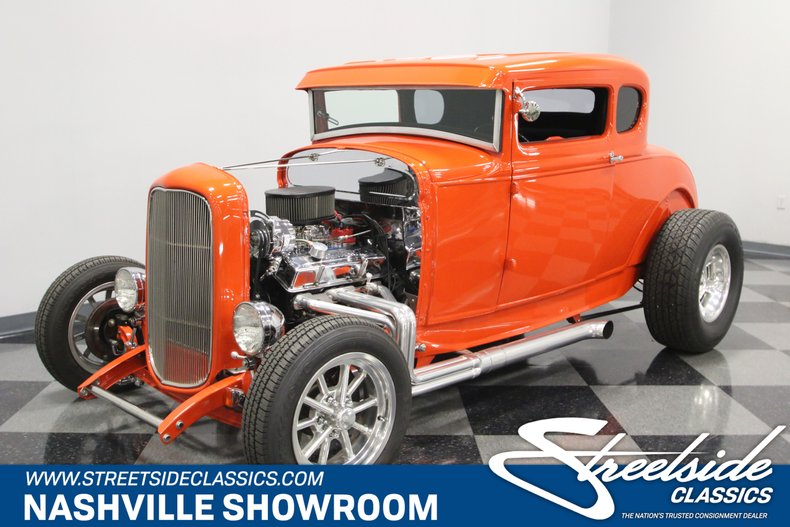 1930 Ford 5 Window Coupe For Sale 86930 Mcg