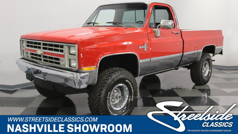 For Sale: 1987 Chevrolet