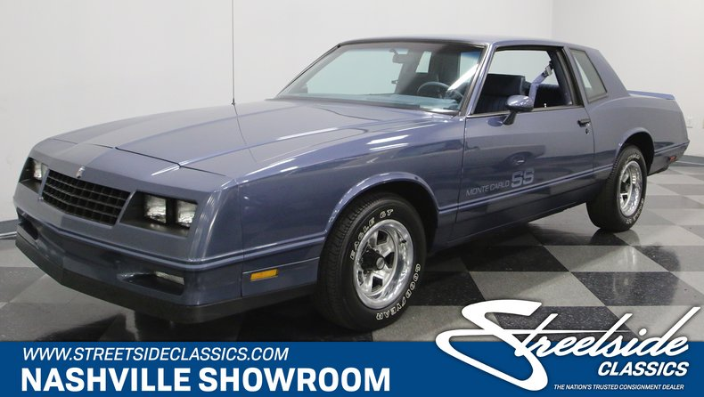 1984 chevrolet monte carlo streetside classics the nation s trusted classic car consignment dealer 1984 chevrolet monte carlo streetside