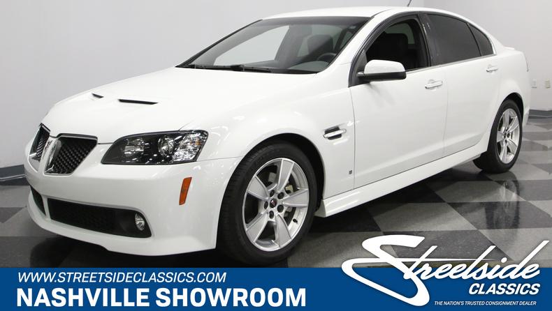 For Sale: 2009 Pontiac G8