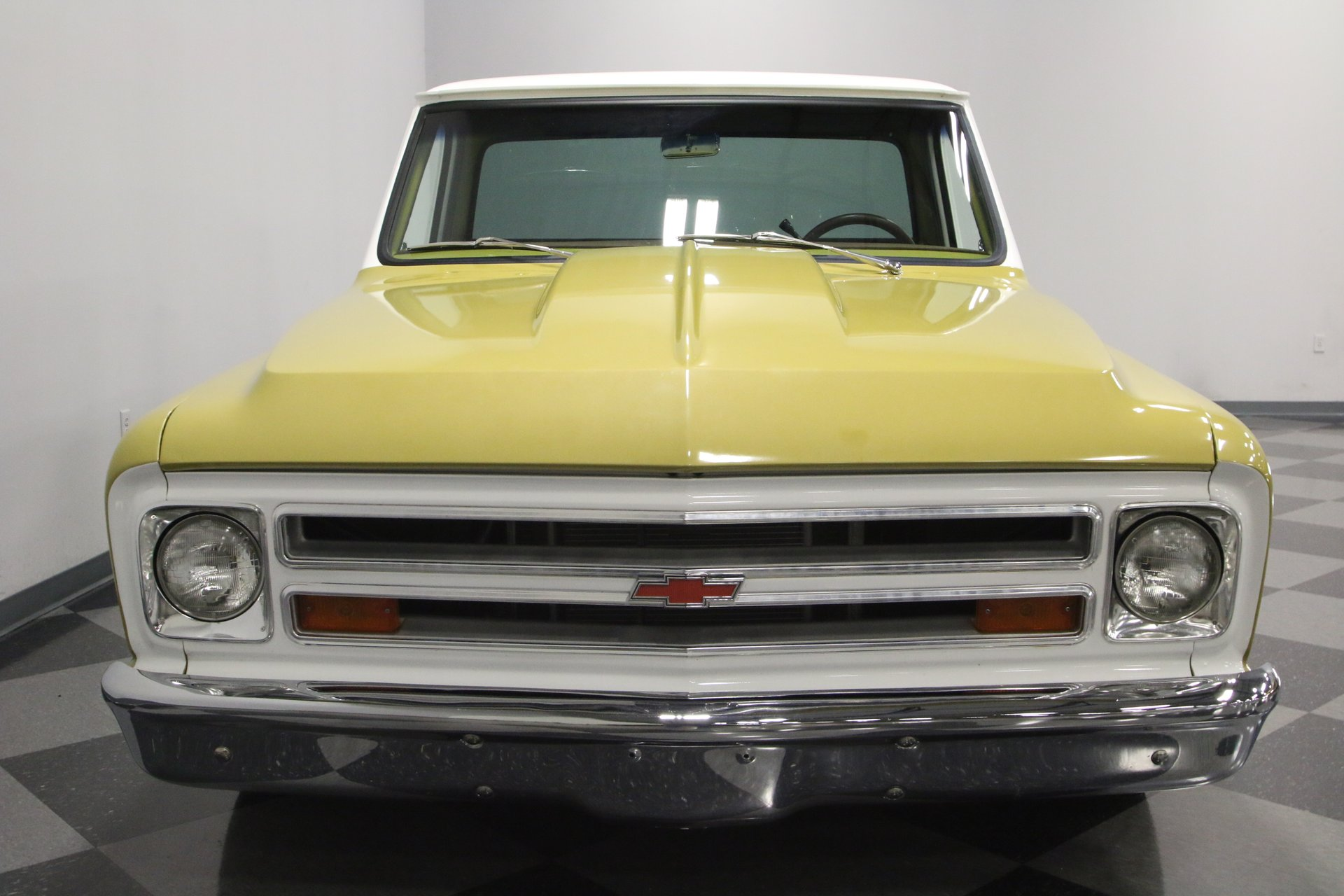 1968 Chevrolet C10 Streetside Classics The Nations Trusted 1955 Chevy Stepside Truck View 360