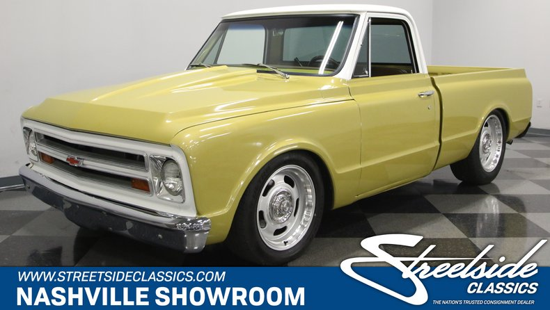 For Sale: 1968 Chevrolet C10