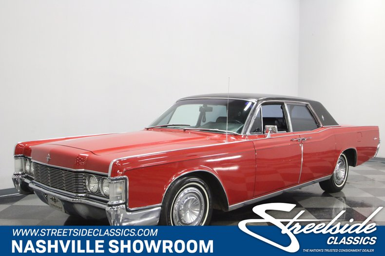 For Sale: 1968 Lincoln Continental