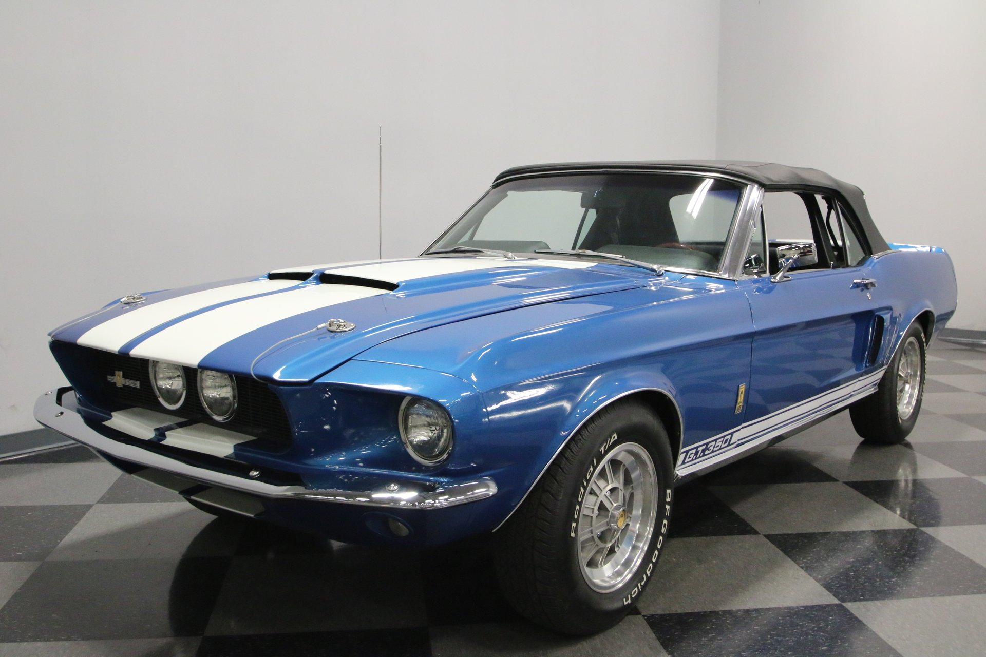 Email us about this 1967 ford mustang shelby gt350 tribute
