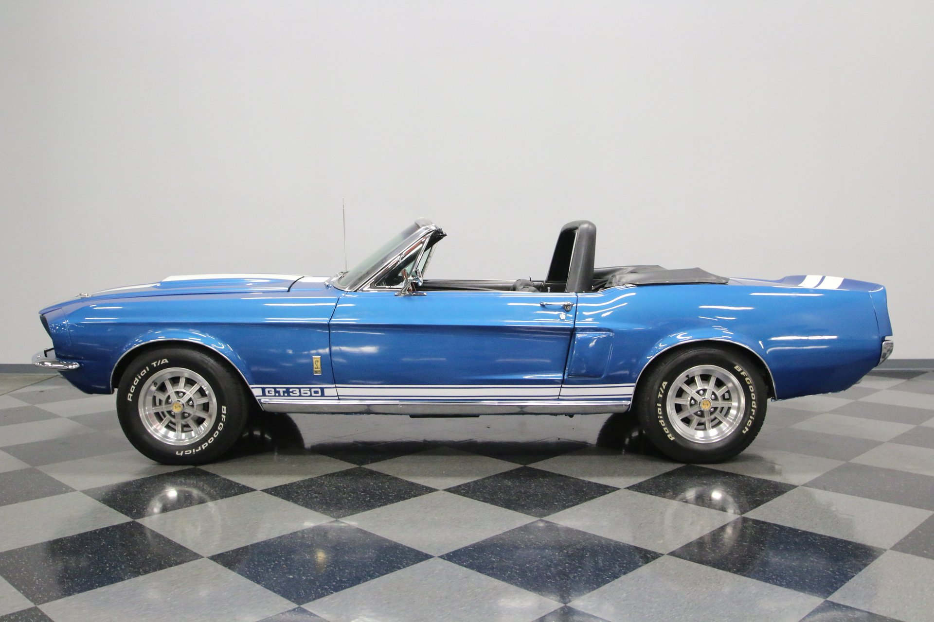 1967 ford mustang shelby gt350 tribute