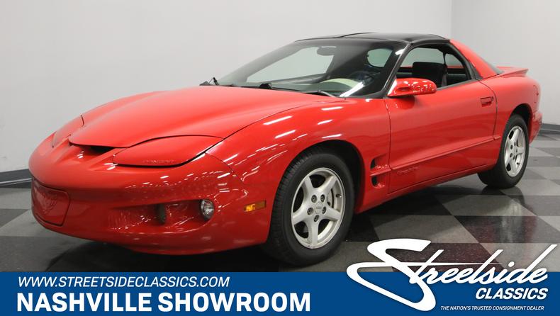 For Sale: 2001 Pontiac Firebird