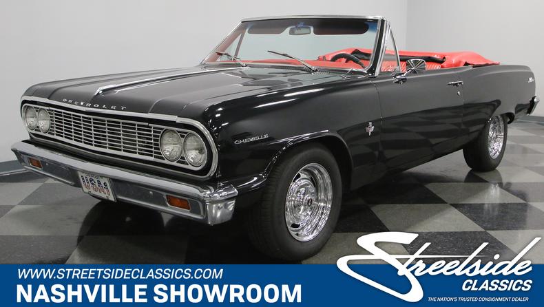 For Sale: 1964 Chevrolet Malibu
