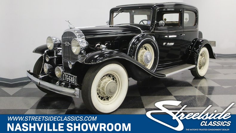 For Sale: 1932 Buick Series 80