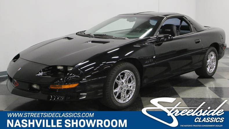 For Sale: 1994 Chevrolet Camaro