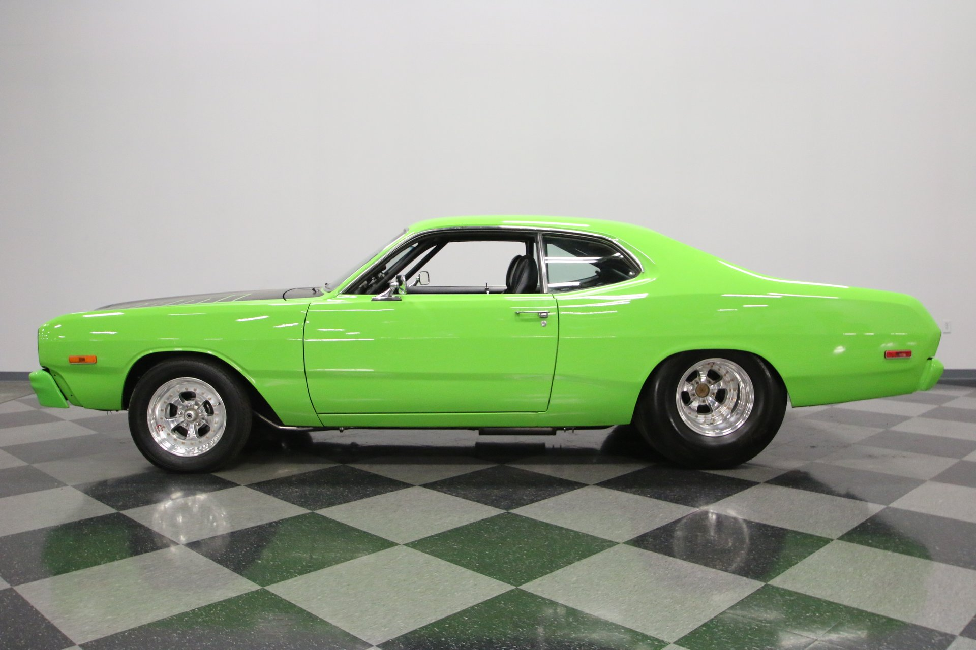 1974 dodge dart restomod