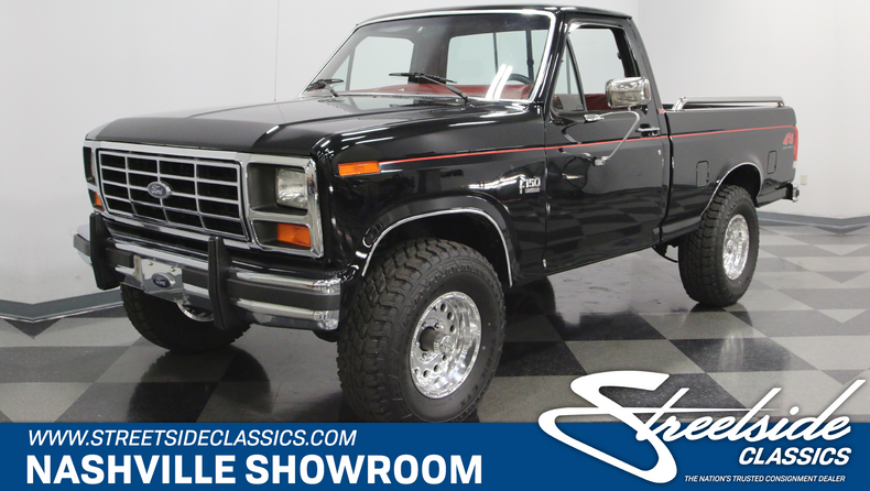 For Sale: 1986 Ford F-150