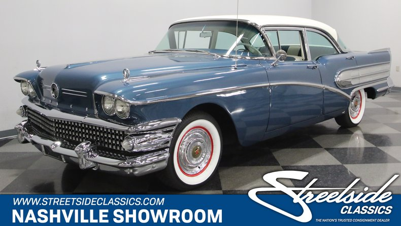 For Sale: 1958 Buick Special