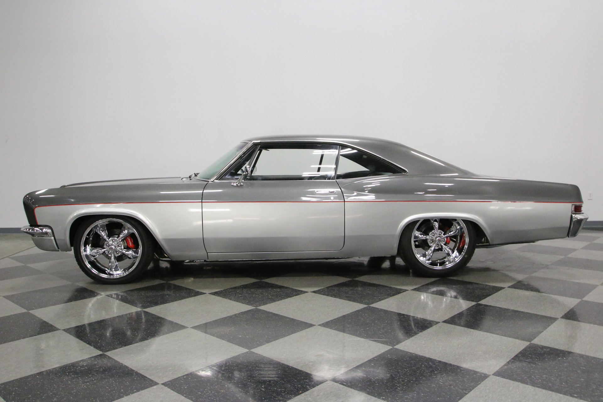 1966 chevrolet impala restomod