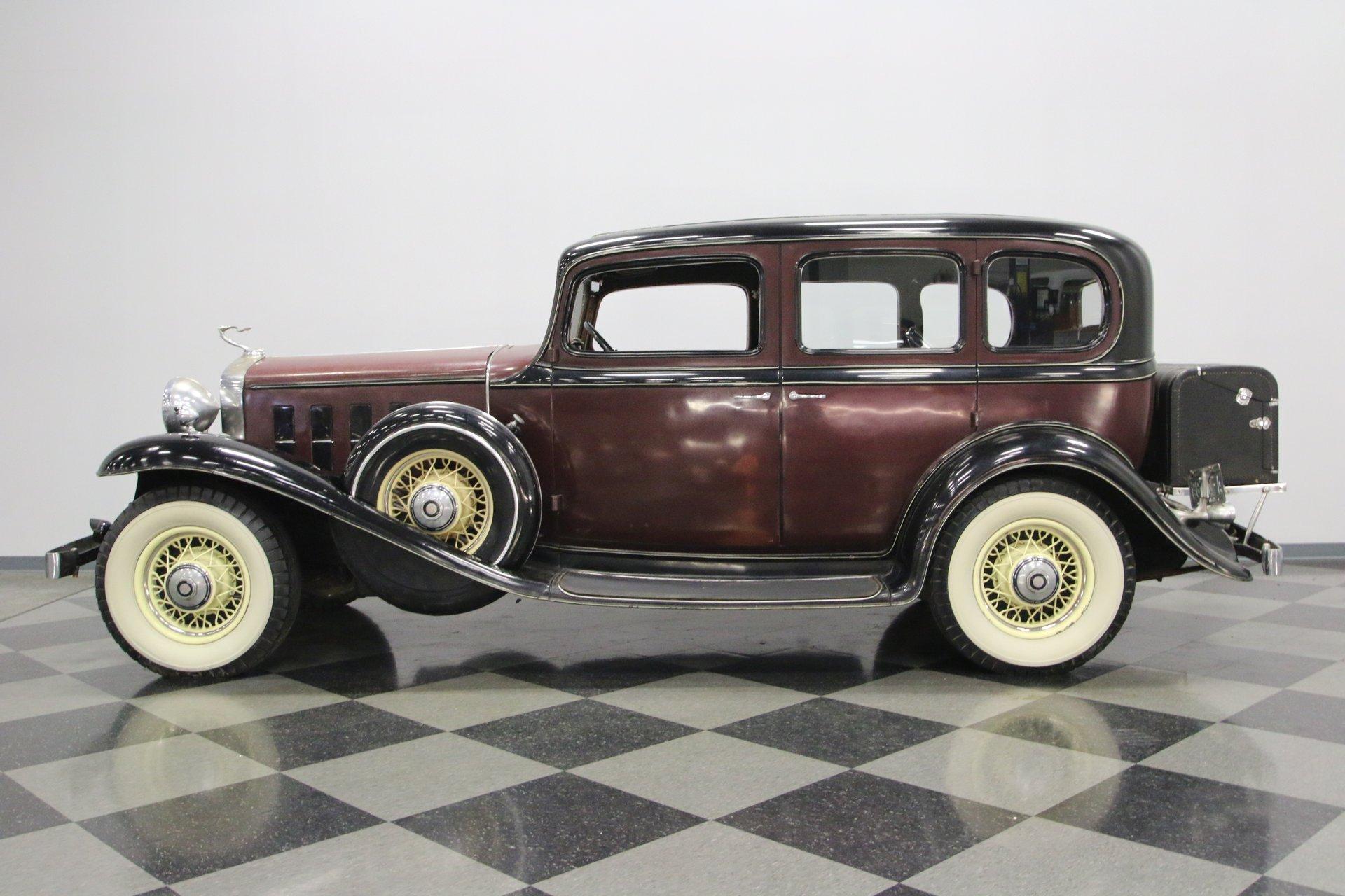 1932 cadillac lasalle 345 b