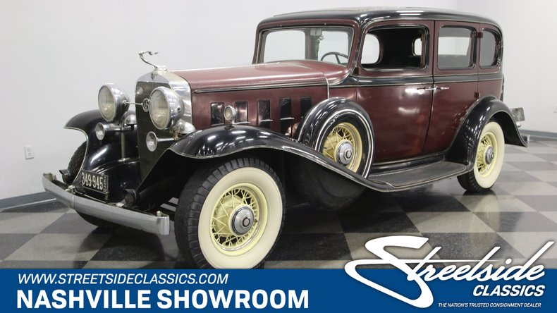 For Sale: 1932 Cadillac LaSalle