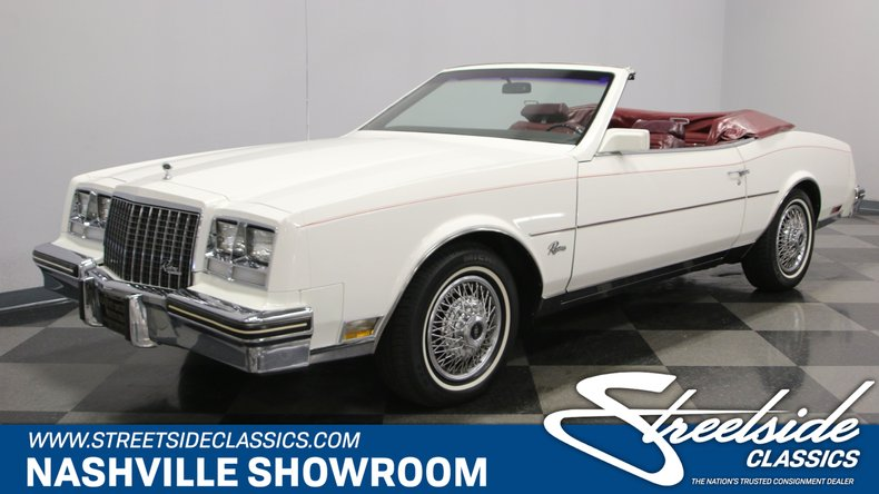 For Sale: 1982 Buick Riviera