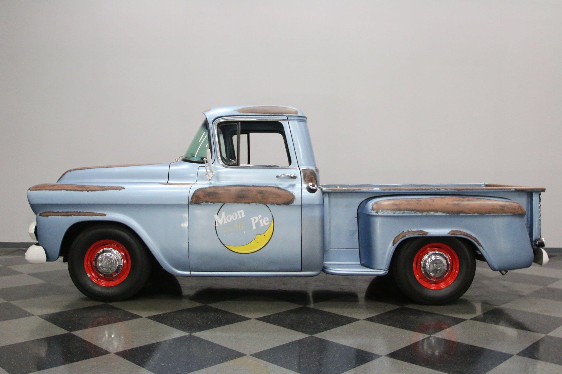 1958 gmc 3100