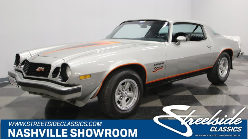 For Sale: 1977 Chevrolet Camaro