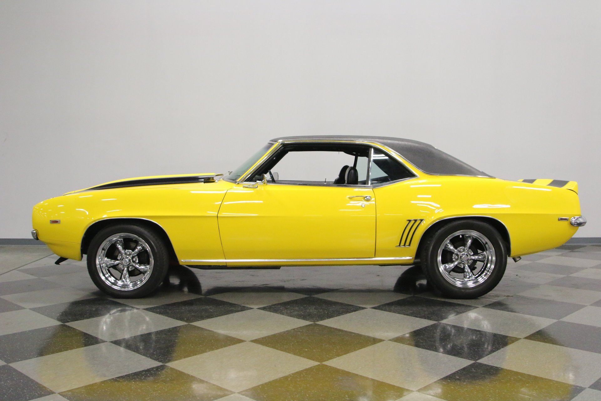 1969 chevrolet camaro z 28 tribute