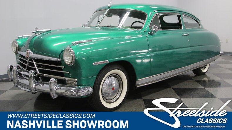 For Sale: 1950 Hudson Pacemaker