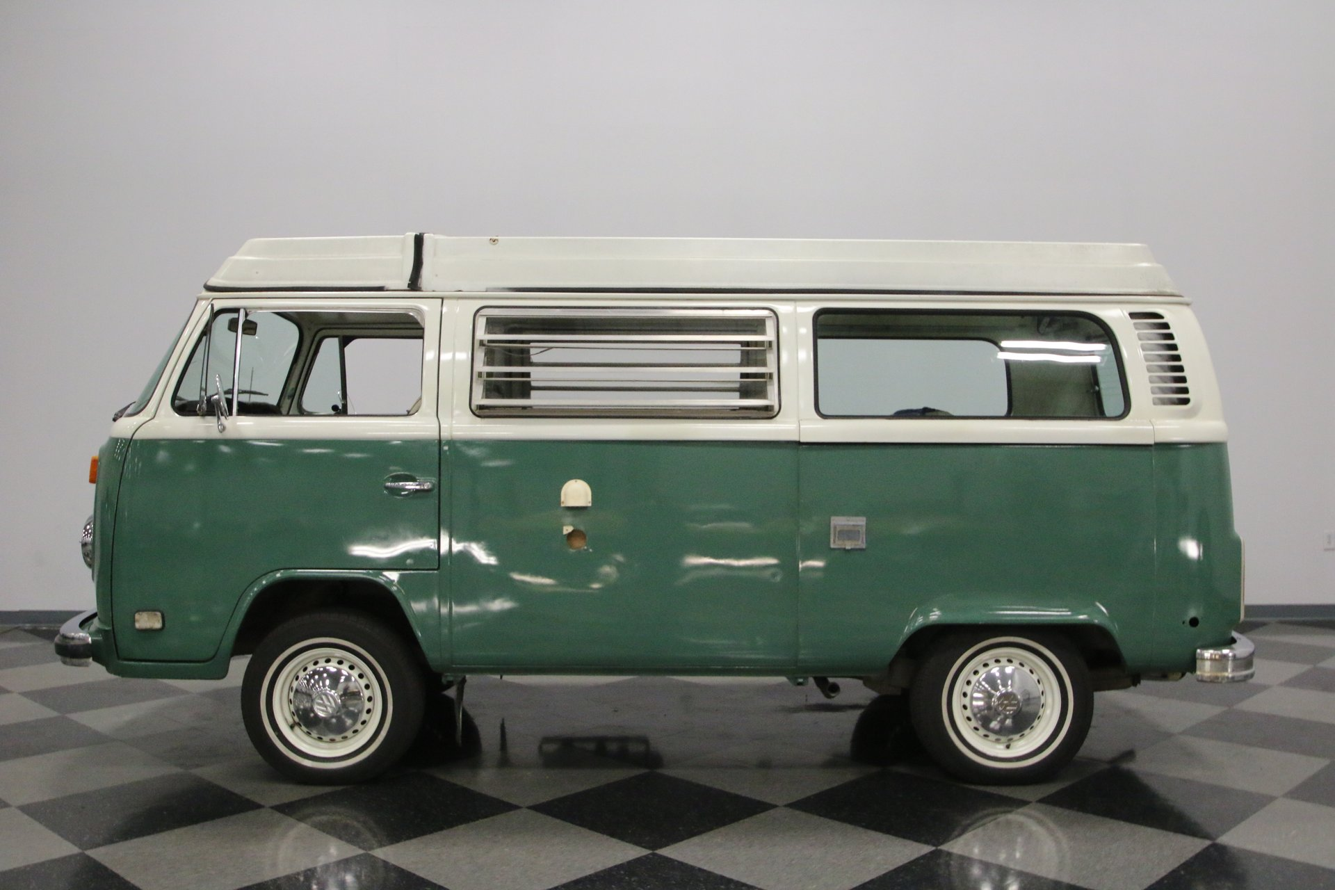 1978 Volkswagen Westfalia Camper Classic Cars For Sale Streetside Classics The Nation S 1 Consignment Dealer