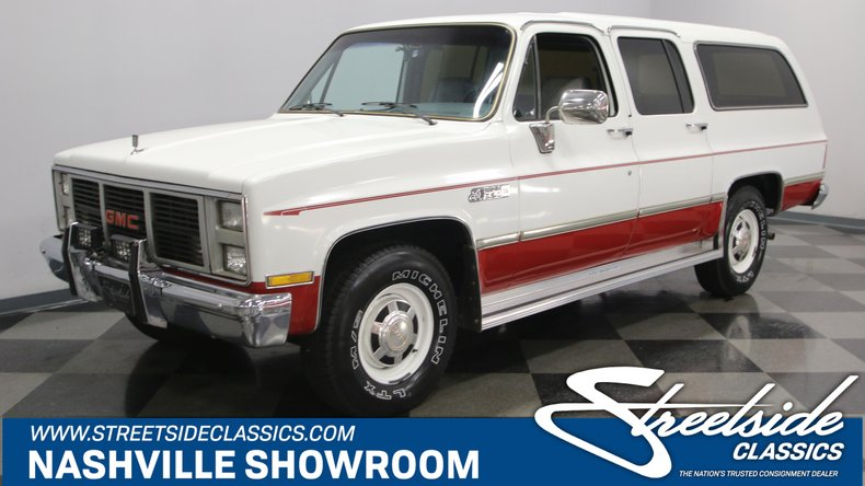 For Sale: 1985 GMC Suburban
