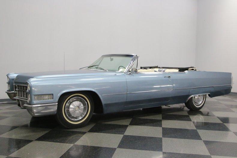 1966 Cadillac DeVille 6