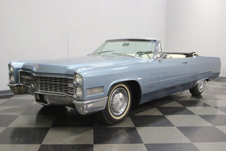 1966 Cadillac DeVille 5