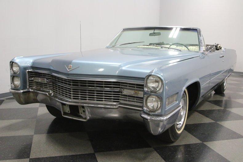 1966 Cadillac DeVille 20
