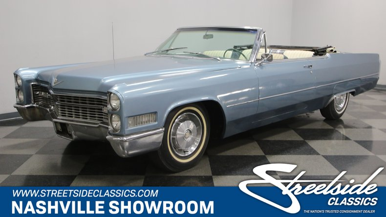 1966 Cadillac DeVille 1