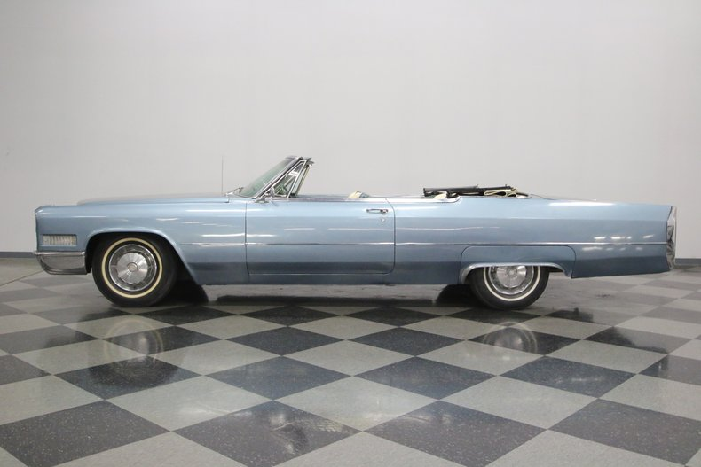1966 Cadillac DeVille 2