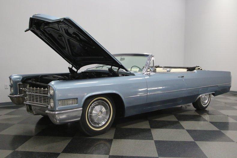1966 Cadillac DeVille 21
