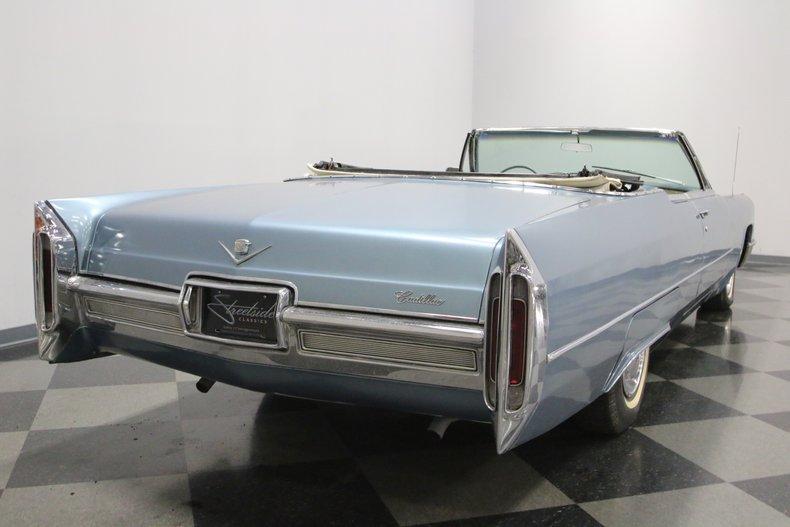 1966 Cadillac DeVille 12