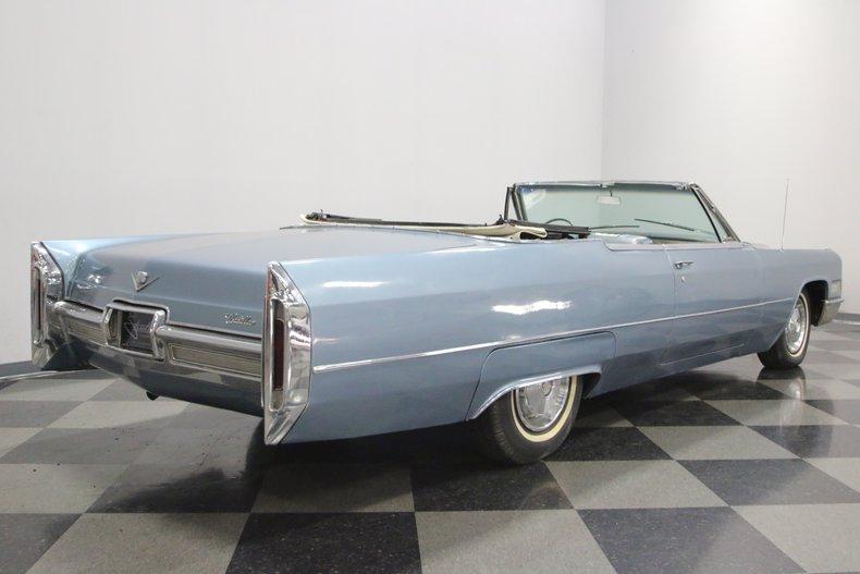 1966 Cadillac DeVille 13
