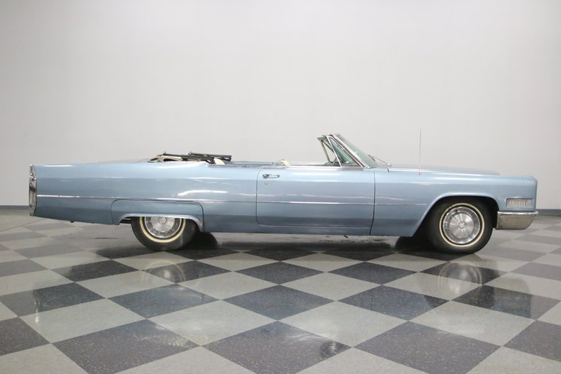 1966 Cadillac DeVille 15