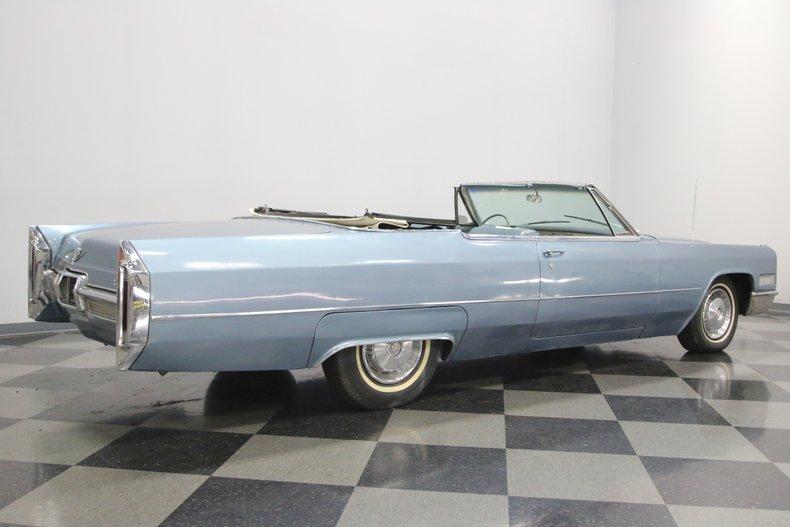 1966 Cadillac DeVille 14