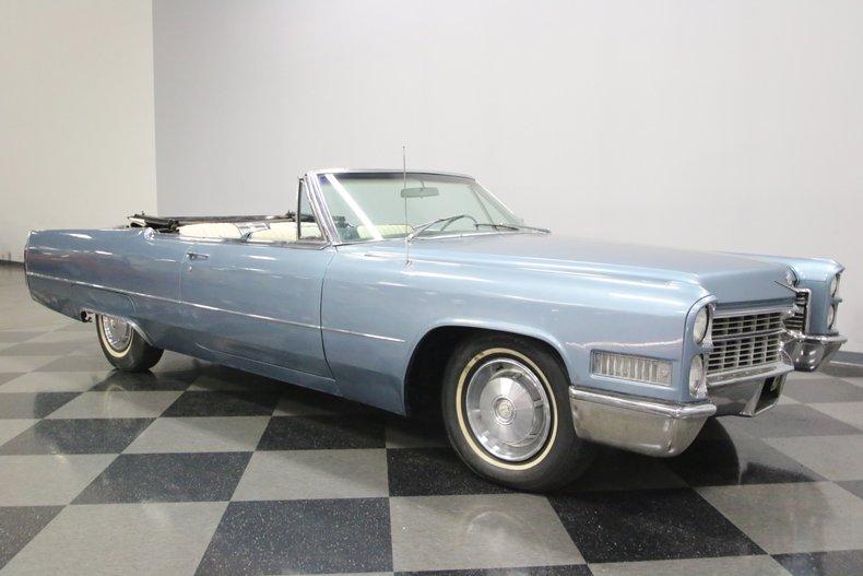 1966 Cadillac DeVille 16