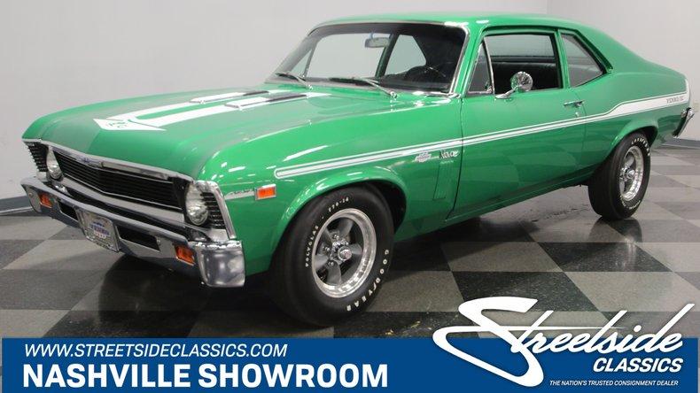 For Sale: 1969 Chevrolet Nova