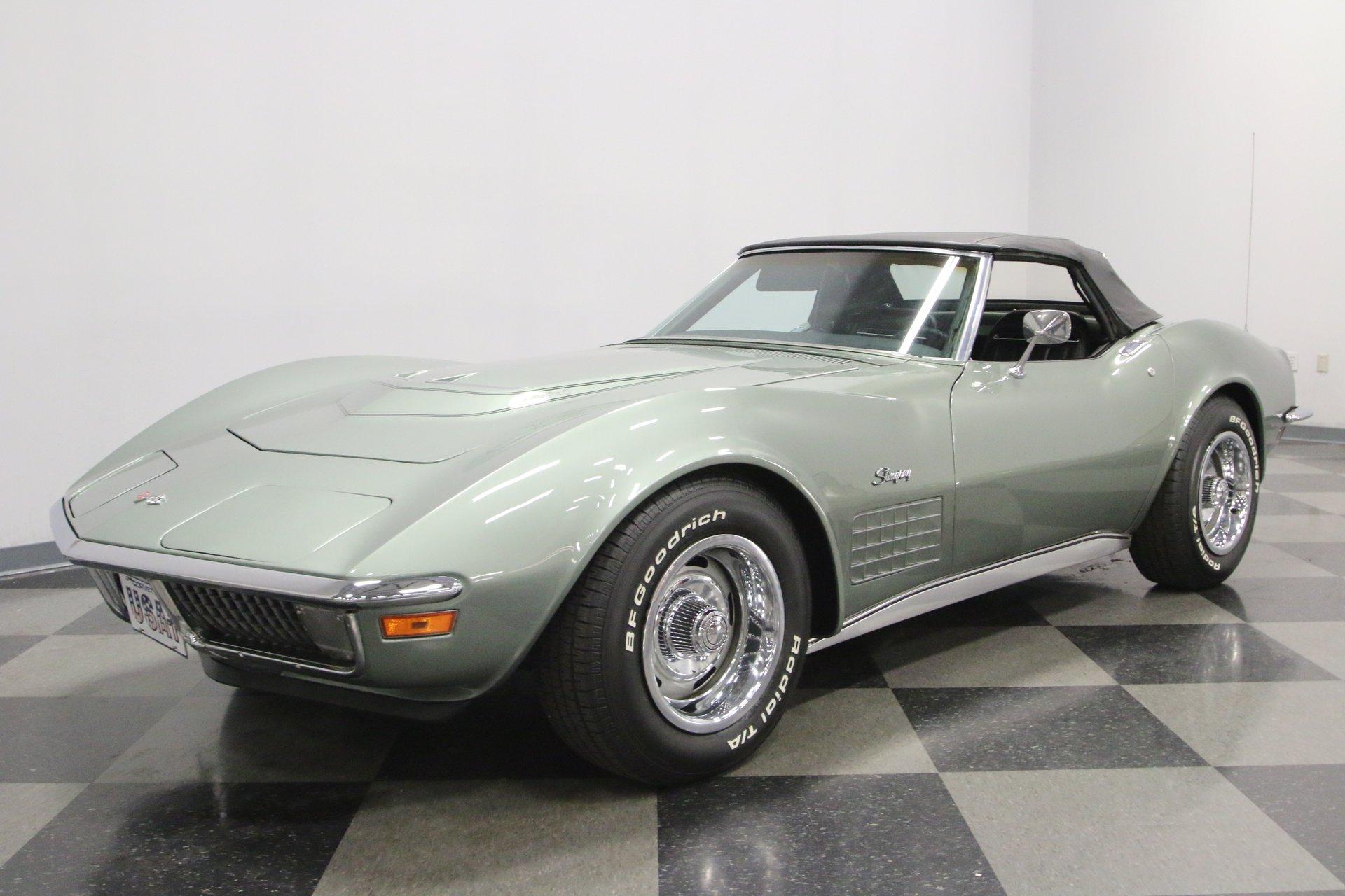 1971 Chevrolet Corvette   Streetside Classics - The Nation's