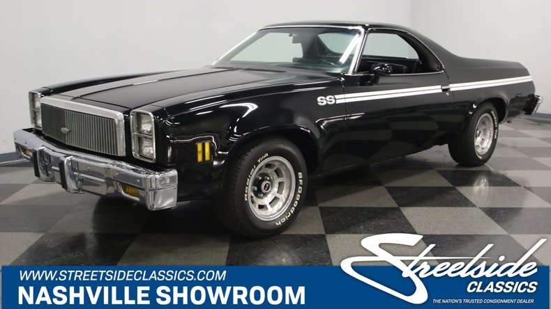 For Sale: 1976 Chevrolet El Camino