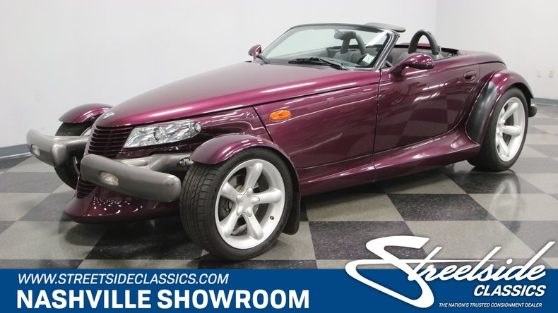 For Sale: 1997 Plymouth Prowler