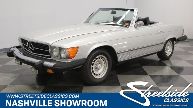 For Sale: 1974 Mercedes-Benz 450SL