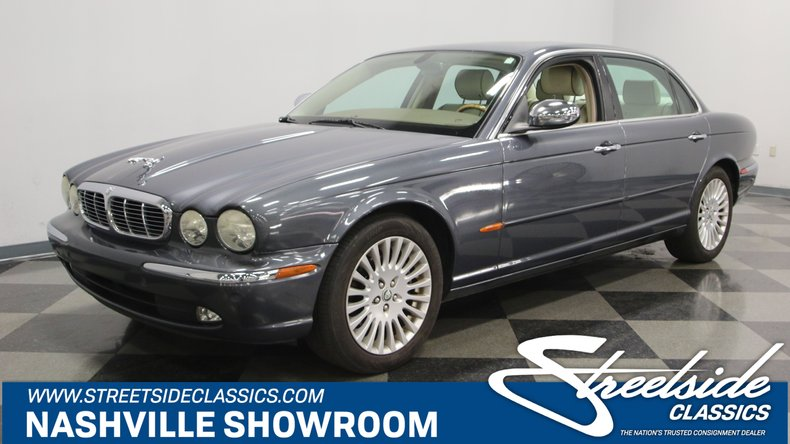 For Sale: 2005 Jaguar XJ